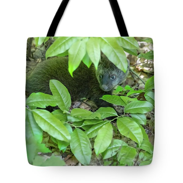Can Not See Me Tote Bag