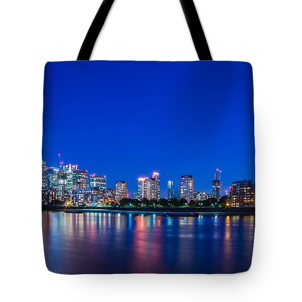 Canary Wharf 3 Tote Bag