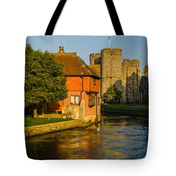 Canterbury Tote Bag by Daniel Precht