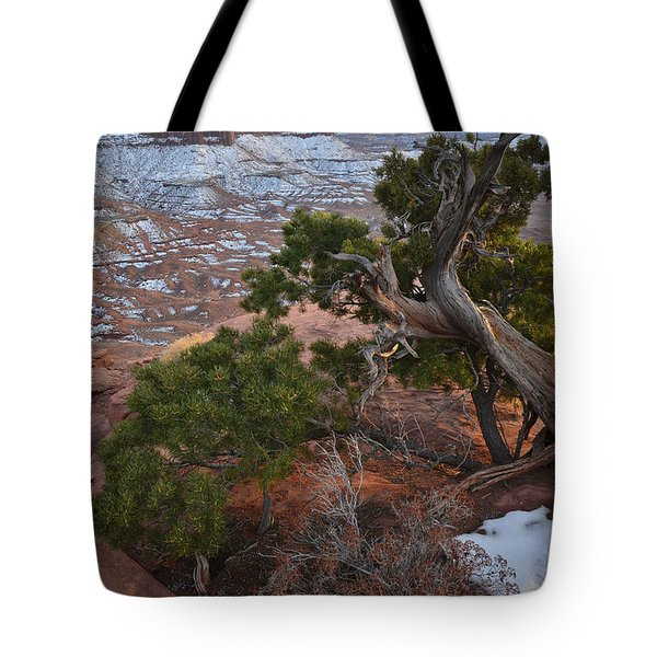 Canyonlands Sunset Tote Bag