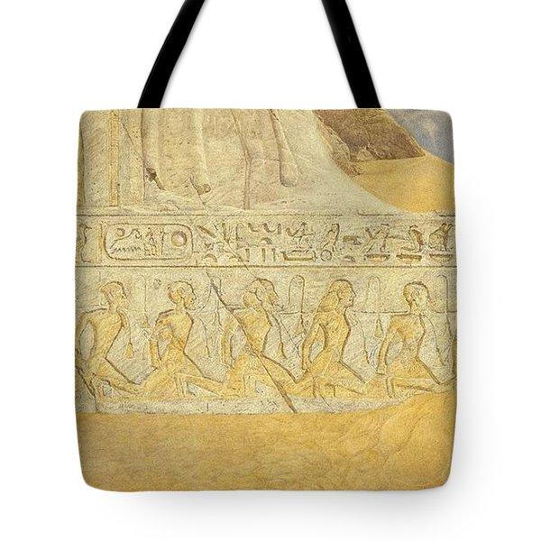 Captives Of Ramses Tote Bag