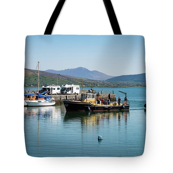 Carlingford Lough Tote Bag