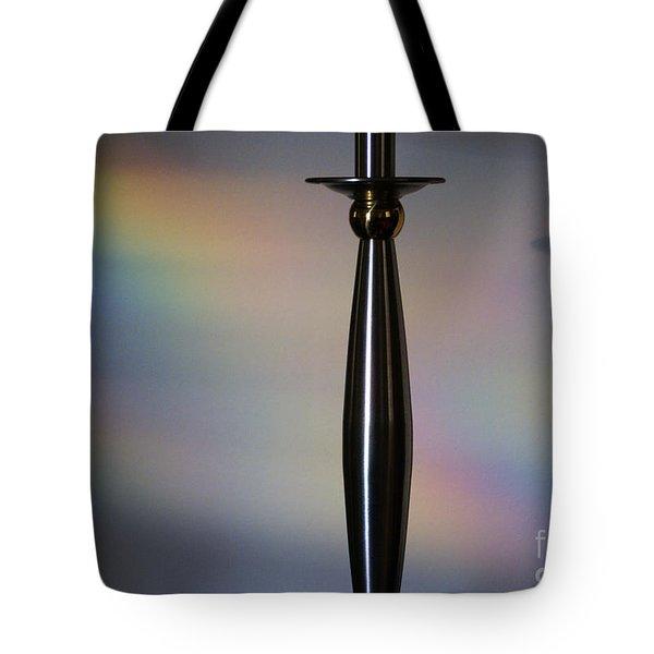 Casting Shadows Tote Bag
