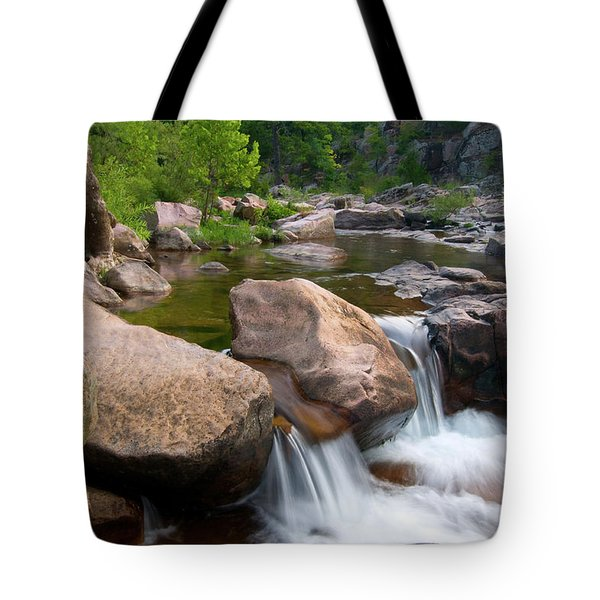 Castor River Shut-ins Tote Bag