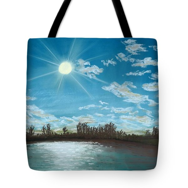Catch And Release Tote Bag by Jackie Novak