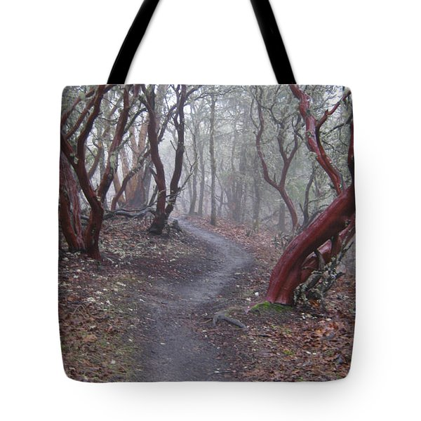 Cathedral Hills Serenity Tote Bag