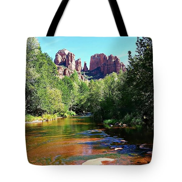 Cathedral Rock - Sedona, Arizona Tote Bag