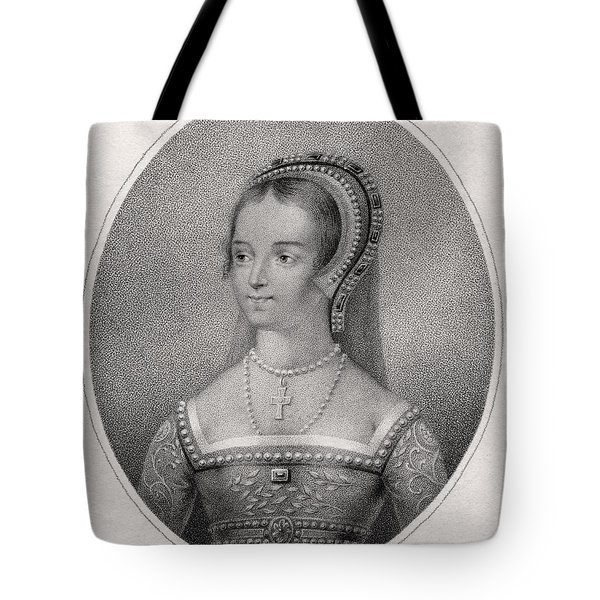 Catherine Parr Also Spelled Katherine Tote Bag