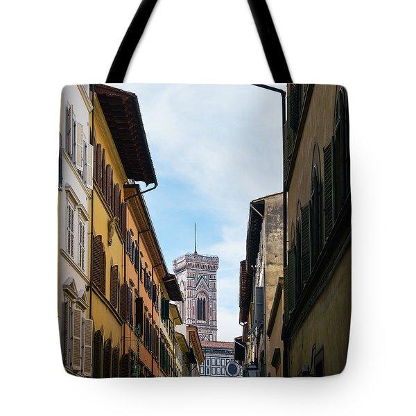 Cattedrale Di Santa Maria Del Fiore, Florence Tote Bag