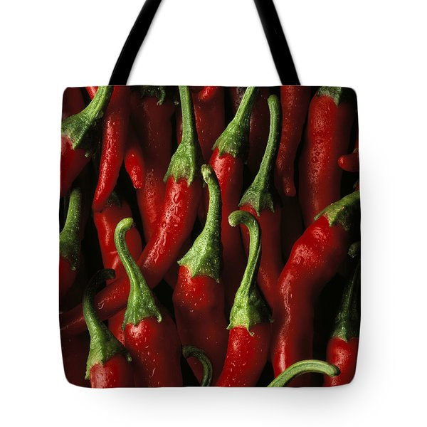 Cayenne Tote Bag by Daniel Troy
