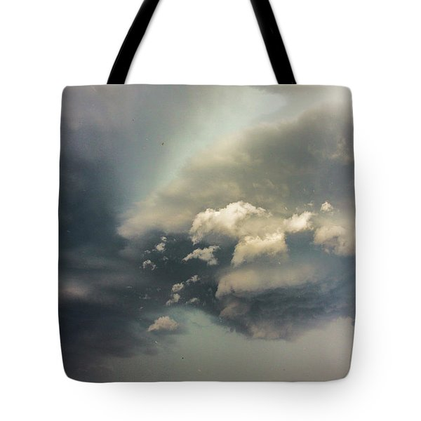 Another Stellar Storm Chasing Day 019 Tote Bag
