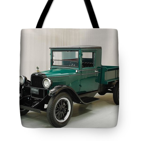 Chevrolet Tote Bag
