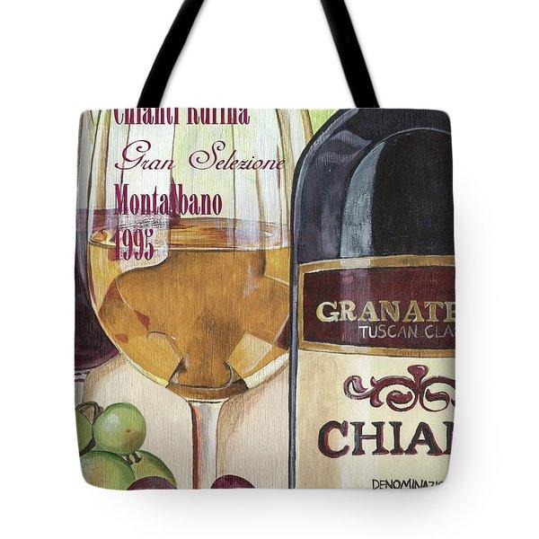 Chianti Rufina Tote Bag