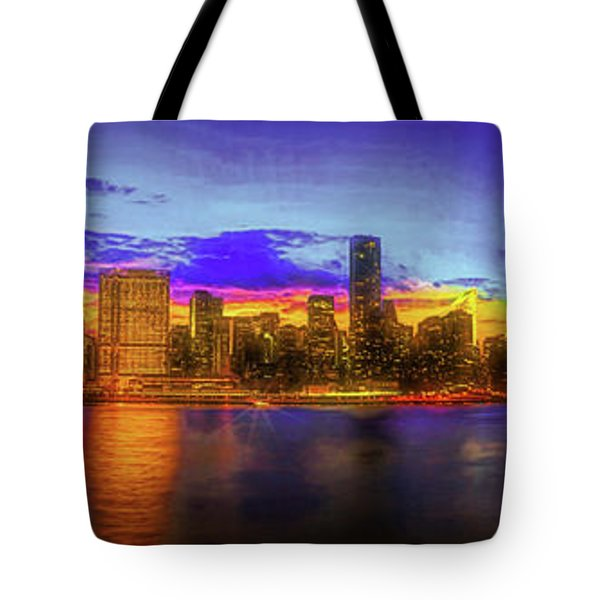 Tote Bag featuring the photograph Chillin' At Gantry by Theodore Jones