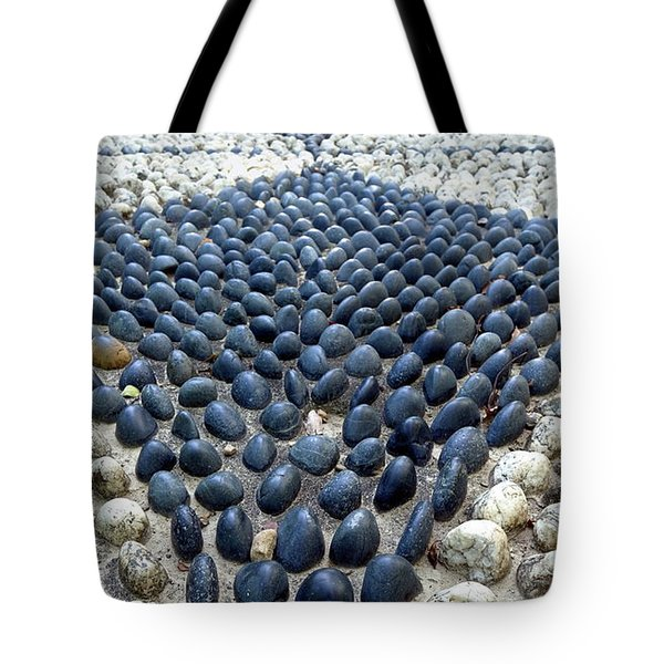 Tote Bag featuring the photograph Chinese Health Path by Yali Shi