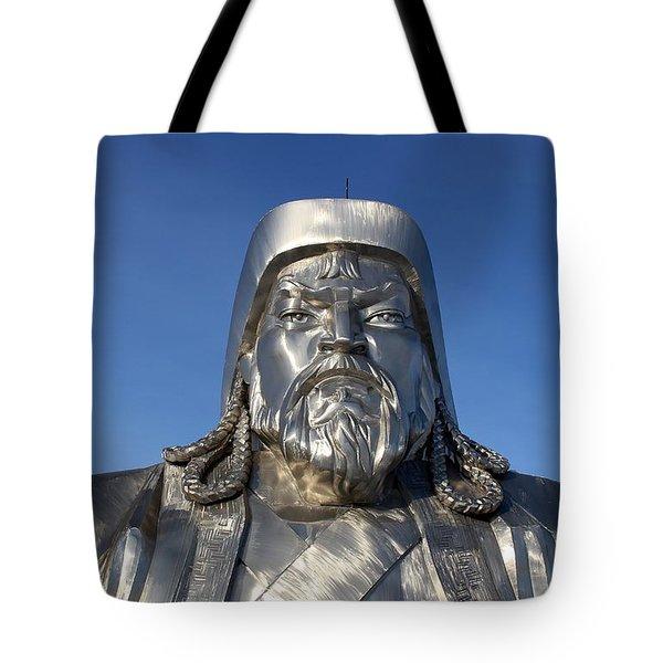 Chinggis Khan/tsagaan Sar Tote Bag