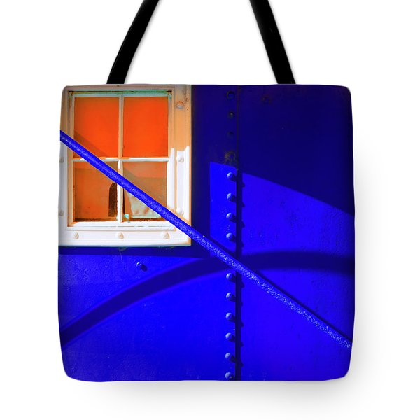 Tote Bag featuring the photograph Chromatic by Wayne Sherriff