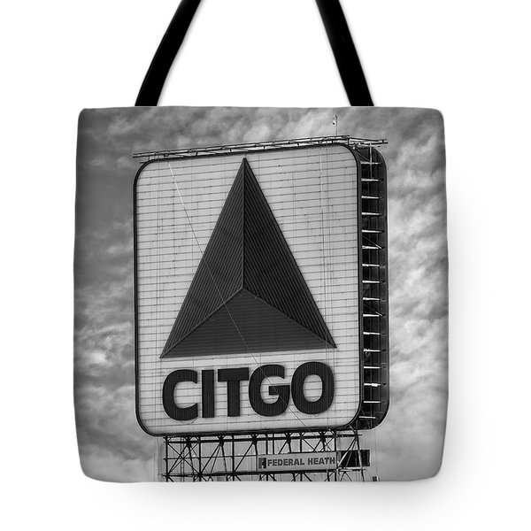 Citgo Sign Kenmore Square Boston Tote Bag