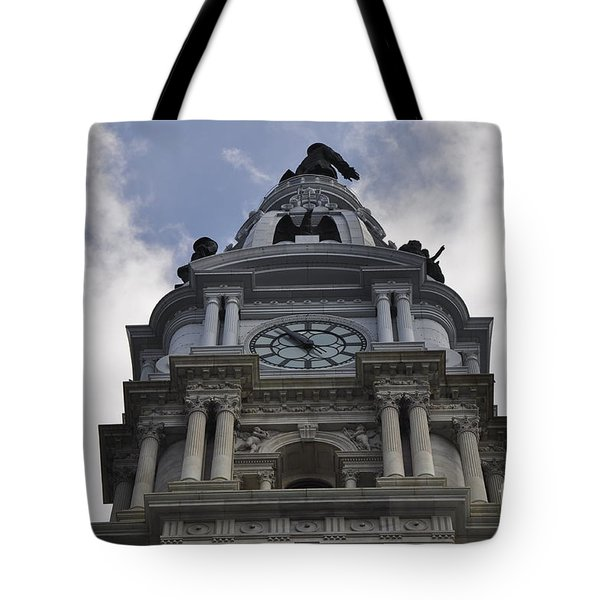 City Hall - William Penn Tote Bag