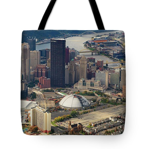 City Of Champions  Tote Bag