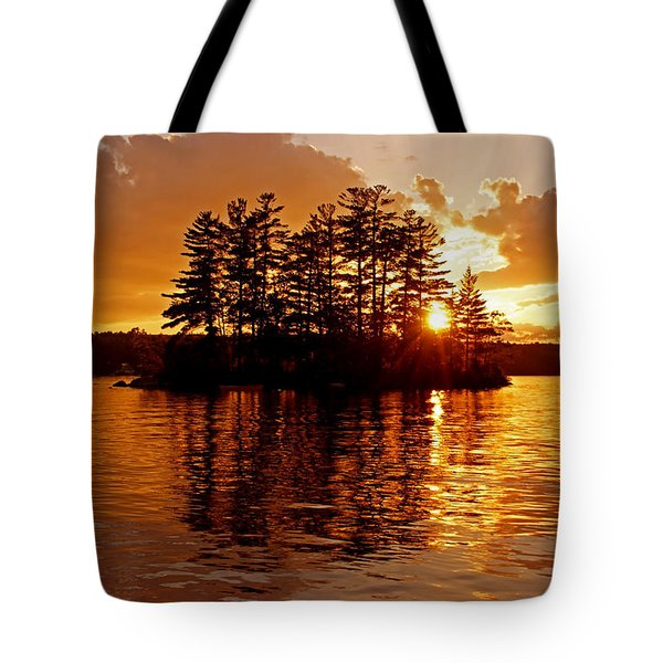 Clarity Of Spirit Tote Bag
