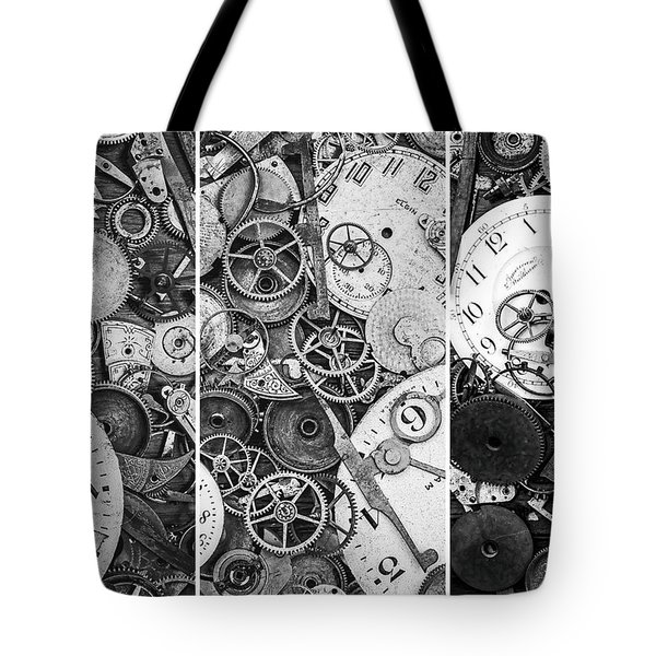 Clockworks Still Life Tote Bag