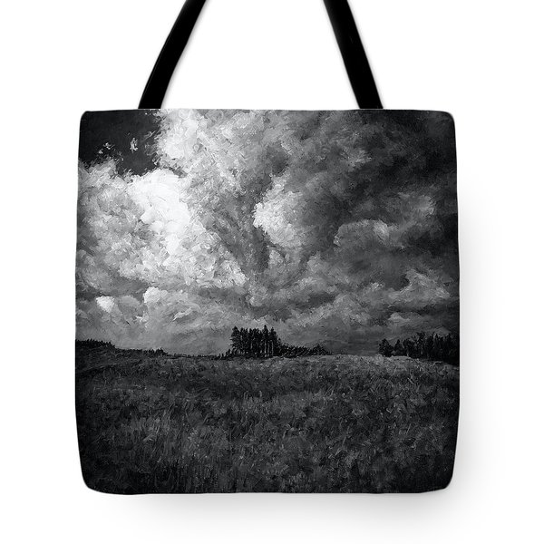 Cloudscape 1 Tote Bag