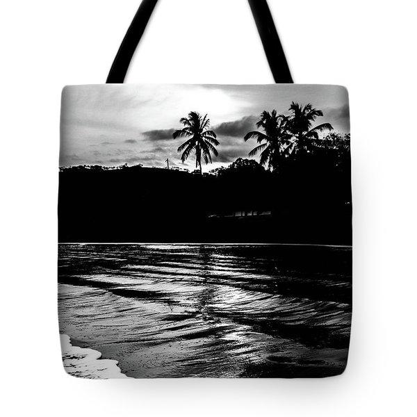 Coast Of Eden Tote Bag