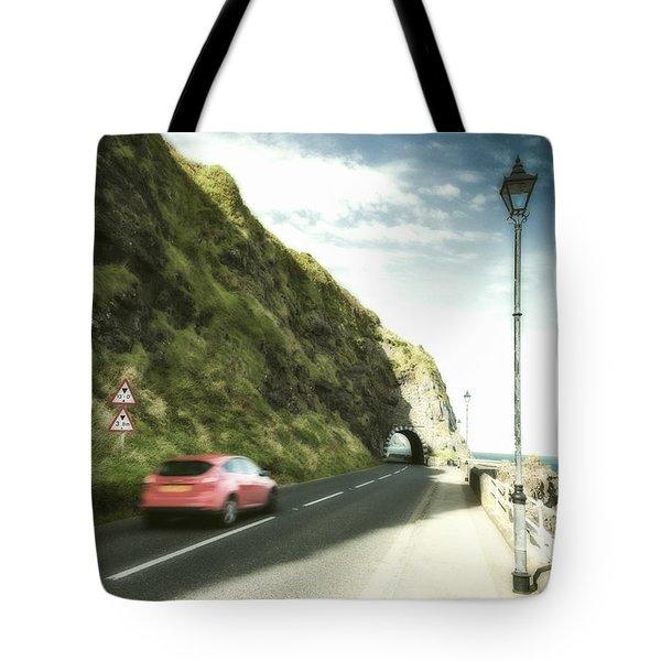 Coast Road Tote Bag