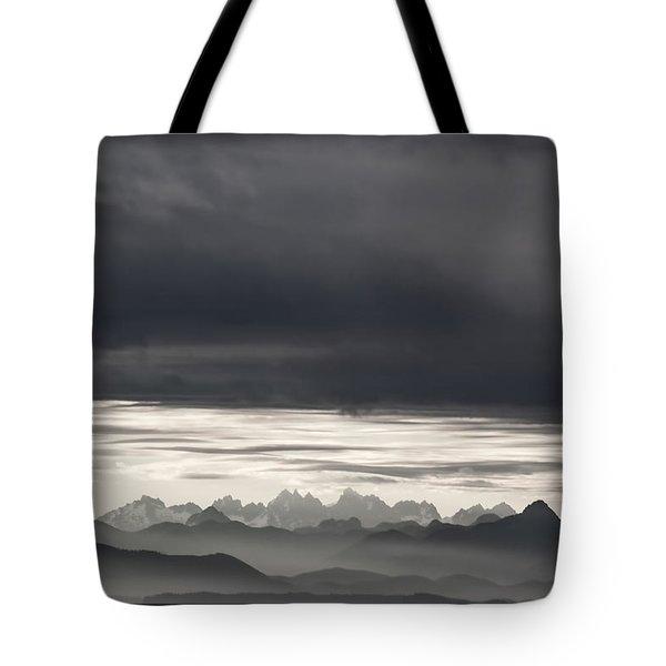 Coastal British Columbia Tote Bag