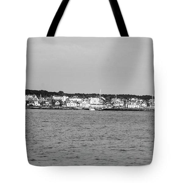 Coastline At Molle In Sweden Tote Bag