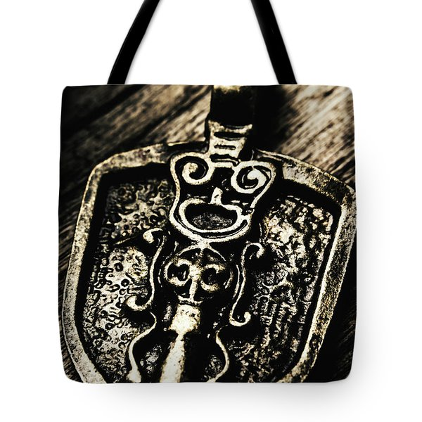 Tote Bag featuring the photograph Coat Of Arms by Jorgo Photography - Wall Art Gallery