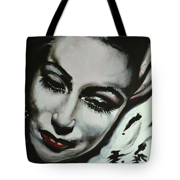 Dolores Tote Bag by Sandro Ramani