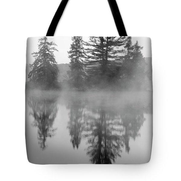 Coffin Pond - Sugar Hill New Hampshire Tote Bag