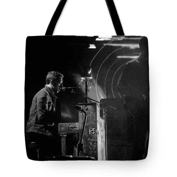 Coldplay9 Tote Bag by Rafa Rivas