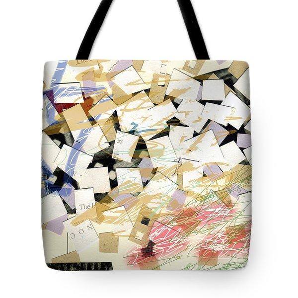 Collage4 Tote Bag