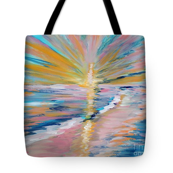 Collection. Art For Health And Life. Painting 5 Tote Bag