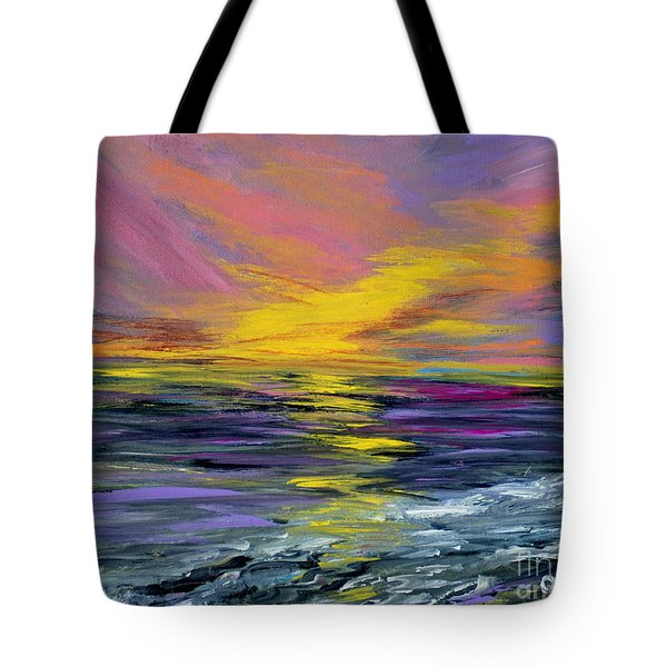 Collection Art For Health And Life. Painting 8 Tote Bag