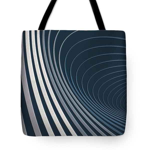 Color Harmonies - Mountain Mist Tote Bag