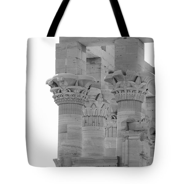 Columns Tote Bag by Silvia Bruno