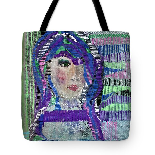Complicated Woman Tote Bag