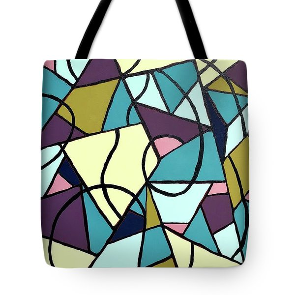 Composition #22 Tote Bag