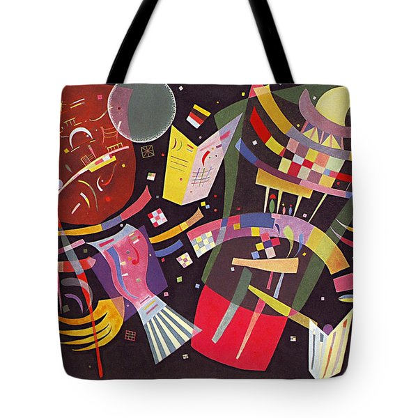 Composition X Tote Bag
