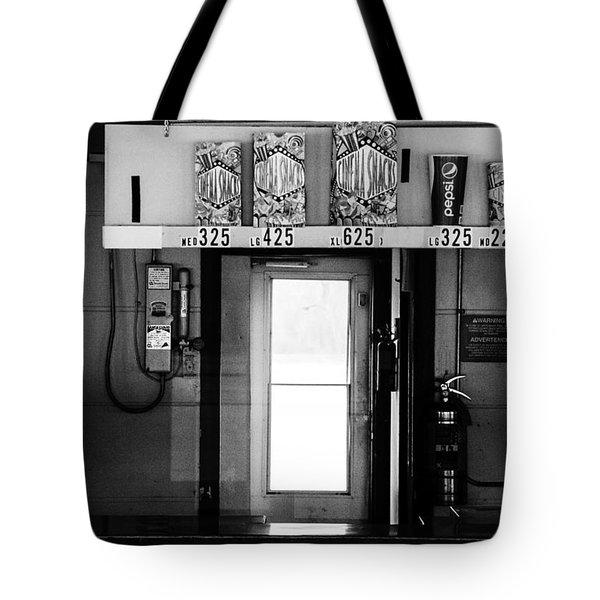 Concessions Tote Bag