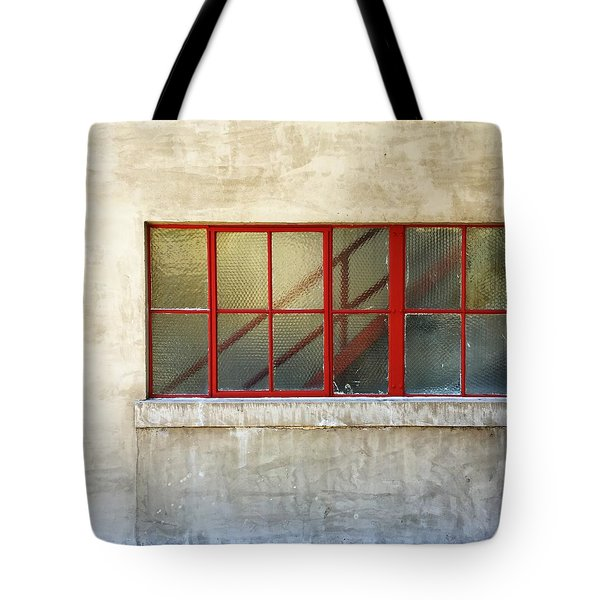 Concrete Wall Tote Bag by Julie Gebhardt
