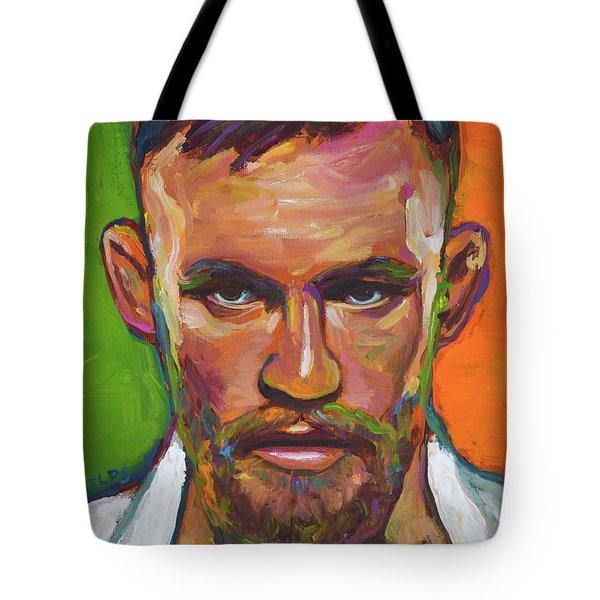 Conor Mcgregor Tote Bag