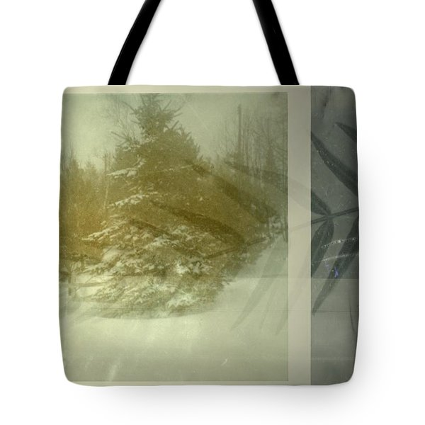 Continues Tote Bag by Mark Ross