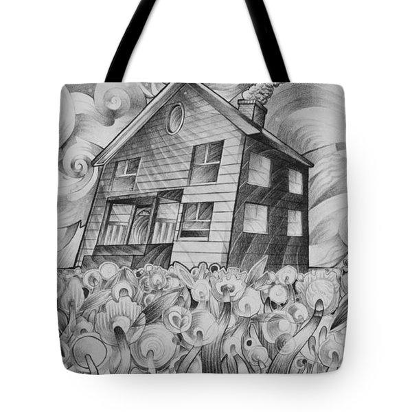 Cool Spring Night Tote Bag