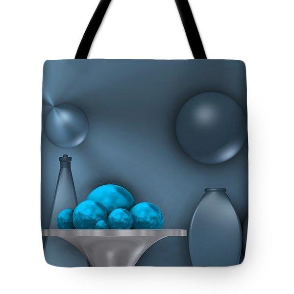 Cool Still Life Tote Bag