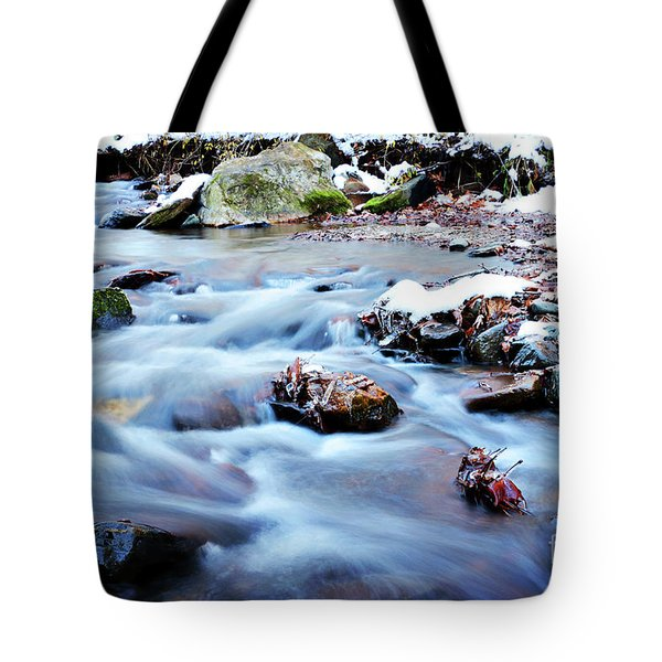 Cool Waters Tote Bag